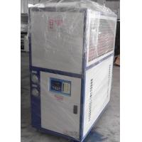 Buy cheap 10.90KW Cooling Capacity Air Cooled Water Chiller , R22 Refrigerant 4000m³/h Air Flow 160kg from Wholesalers