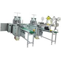 China Electric Driven Fully Automatic Mask Machine Labor Saving With Aluminum Alloy Rack factory