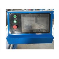 Buy cheap Fully Automatic Bar Bending Machine 220V 50HZ Power FUJI Servo Motor System from Wholesalers