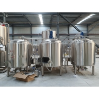 Buy cheap 500L 1000L 2000L 3000L Stainless Steel Brewery Equipment Micro Brewing Equipment from wholesalers
