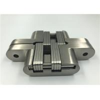 Buy cheap Adjustable SOSS Type Invisible Spring Hinges With Zinc Alloy Body SS Center from Wholesalers