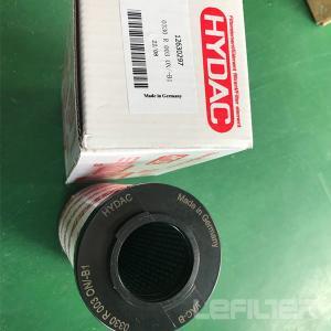 China Hydraulic Oil Filter HYDAC 0165R010BN4HC factory