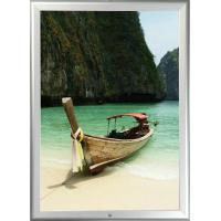 Buy cheap Aluminum Indoor Poster Board , Poster Advertising Display Rack from Wholesalers