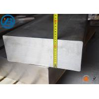 China WE43 WE54  Mg Magnesium Rare Earth Alloy Extruded / Casting Customized Size on sale