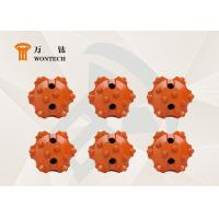 China Precision Hardened DTH Hammers And Bits , Air Drill Tools Customized Color factory