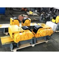 Buy cheap Carry 30 Ton Tank Turning Rolls Heavy Duty Rotator For Pipes And Tanks from Wholesalers