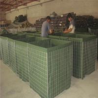 China manufacturer hesco barrier price for sale/Hesco Barrier Explosion Proof Wall Filled With Sand Used for Blast Mitigation factory