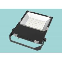 Buy cheap Classic Black Color 50w SMD LED Flood Light Constant Current Circuit Design from Wholesalers