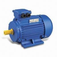 Buy cheap Three-phase AC Induction Motor with ICO141 Cooling Method and 50/60Hz Frequency from Wholesalers