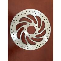 China Brake Auto CNC Machined Components Harden Steel Grind Surface TS16949 Approval factory