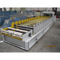 Buy cheap Mitsubishi PLC Cold Roll Forming Machine With European Standard For Australian Shutter from Wholesalers