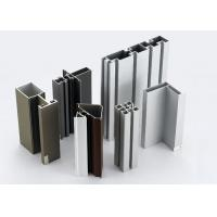 Buy cheap Customized Machined Extrusion Profiles Aluminium Door and Window Frame OEM Service from Wholesalers