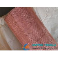 China Phosphor Bronze Wire Mesh With Material C51000, C51900, C52100 Available factory