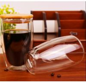 450ml Double Wall Mug, Coffee Cup