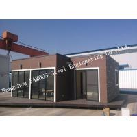 Buy cheap European Style Modular Prefab Container House For Accommodation , Quick Assembly from Wholesalers