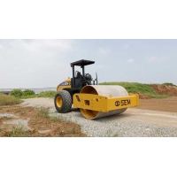 China Safety Reliability SEM 512 Soil Compactor Heavy Duty Construction Machinery factory