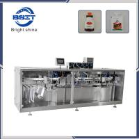 China plastic ampoule forming filling sealing machine for Oral collagen with 380v factory