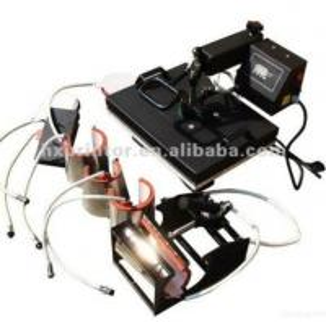 Buy cheap Combo Heat Press Machine from Wholesalers