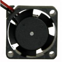 China Plastic Material Mini DC Axial Fans 5V 12V DC Cooler Motor Type 12000rpm Speed on sale