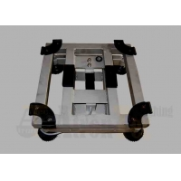 China Anti-Deviation Bench Weighing Scale, Full 304 Stainless Steel Structure Platform Scale factory