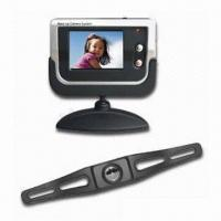 China Car Rear-view System with 2.5-inch Wireless Color LCD Monitor factory