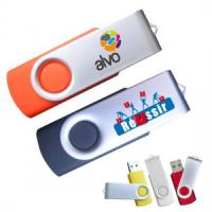 China Swivel USB Flash Drives 2.0 New Fashion Design factory