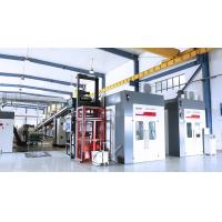 Quality Full Automatic Zinc Flake Coating Machine With ISO9001 / CE Certificate DST S800 for sale
