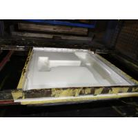 Quality Oem Plastic ABS Thick Sheet Vacuum Forming Enclosure For 1-12MM Thickness for sale