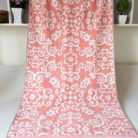Buy cheap Customized Elegant Jacquard  Beach Towels from Wholesalers