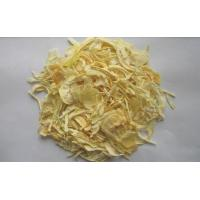 China DRIED YELLOW ONION SLICES factory