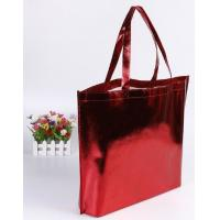 China Non - woven laser compound bag customized shopping bag environmental bag DQ-NB1 factory