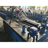 Buy cheap Hydraulic or manual CU Purlin Roll Forming Machine 50Hz 3 phases from Wholesalers