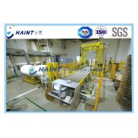 Customized Fabric Roll Handling Equipment Semi Automatic High Efficiency