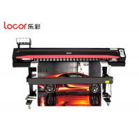 Buy cheap Black High Speed Large Format Printing Machine For Flex Banner Easy Operation from Wholesalers