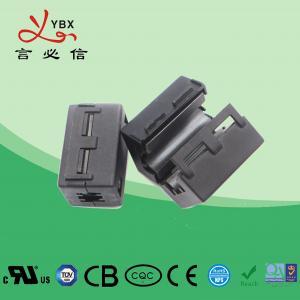 China Yanbixin Clamp Toroidal Ferrite Core YBX-SRF Permanent Strong Neodymium Magnet Black Color factory