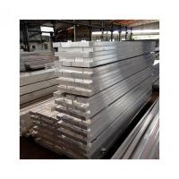 China Extrusion Solid Aluminum Square Bar 5 - 500mm Outer Diameter For Construction 6063T5 factory