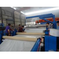 China 4 -8 Meters geotextile coating with film machine factory