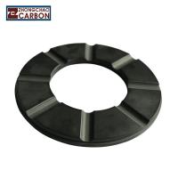 China Axial Thrust Bearing Hot Press Resin Impregnated Carbon Graphite Roller Type factory