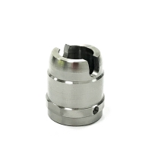 China OEM Service CNC Titanium Parts Tolerance 0.005mm factory