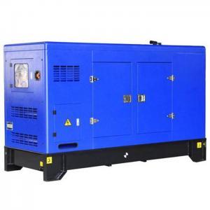Buy cheap 7kw 8kw Power Yanmar Diesel Engine Generator Super Silent Enclosure 1500rpm from Wholesalers