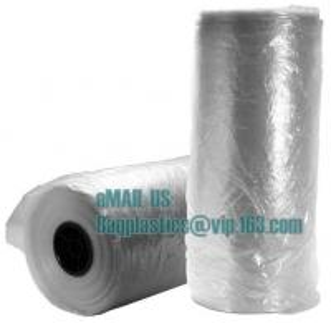 China LDPE film on roll, laundry bag, garment cover film, film on roll, laundry sacks factory