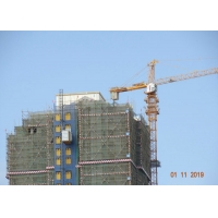China High Safety 2000 Kg Rack Pinion Construction Site Lift factory