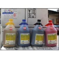 China Inkjet Printing Spectra Polaris 35PL Flora Solvent Ink With Wide Color Gamut factory