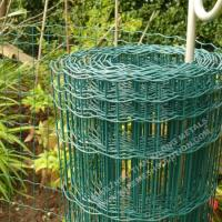 Buy cheap Euro Fence Heavy Duty Welded Wire High Strength With  2.0 / 2.5mm Diameter from Wholesalers