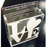 China acrylic suggestion/donation/complaint boxes custom in China factory