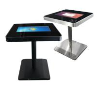 China Metal Frame Lcd Touch Screen Table , 22 Inch Touch Screen Coffee Table factory