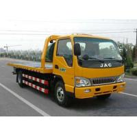China Durable Boom / Lifting Separated Wrecker Tow Truck 40KN For Highway Emergency factory