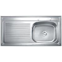 China Stainless Steel Sink (WLS10050D) factory