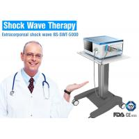 Buy cheap 5 Transmitter Physiotherapy Shockwave Therapy Equipment , Plantar Fasciitis Shockwave Therapy from Wholesalers