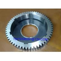 Buy cheap Large CNC Machining Bunker Horizontal Spiral Gears Wheel Superior Herringbone Gears from Wholesalers